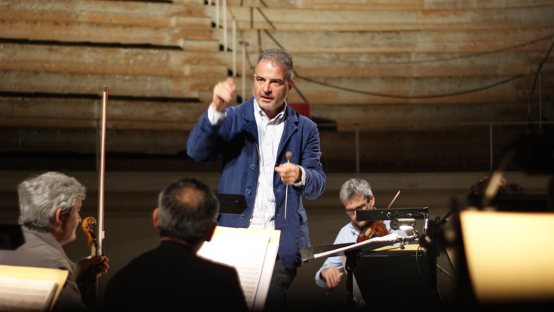 Direttore D'orchestra - Prove / Orchestra Conductor - Rehearsals
