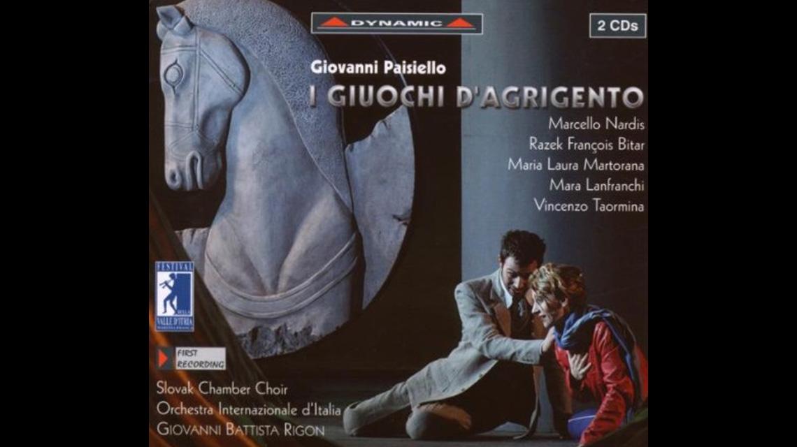 I giuochi d'Agrigento CD